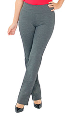 TrueSlim™ Silver Ponte Leggings for Women