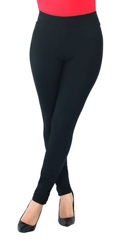 TrueSlim™ Black Leggings For Women