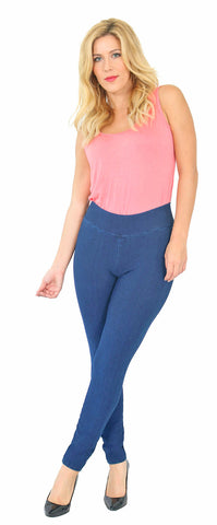 TrueSlim™ Indigo Leggings for Women