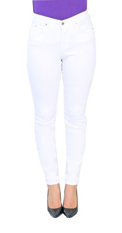 TrueSlim™ White Jeggings
