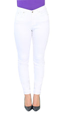 TrueSlim™ White Jeggings for Women