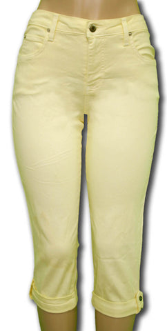 TrueSlim™ Capri with Stone Trim Yellow