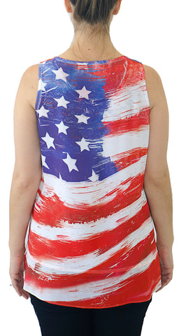 Impulse California Women's Tank Top Tunic