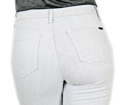 TrueSlim™ Gray Basic Capri