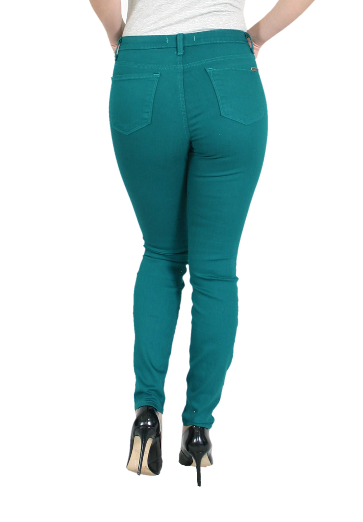 TrueSlim™ Blue Zircon Jeggings for Women
