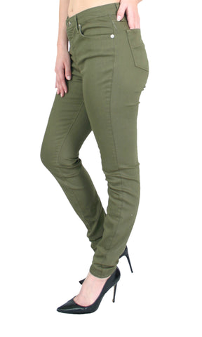 TrueSlim™ Olive Jeggings for Women