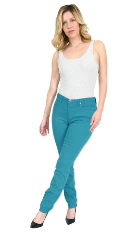 Trueslim Jeans Peacock Jeggings