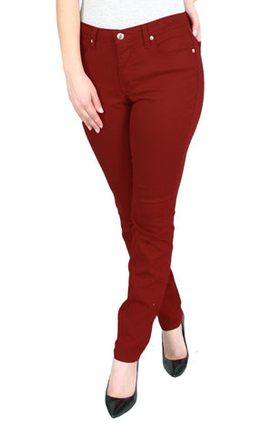 Trueslim Jeans Terra Cotta Jeggings