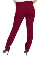 Trueslim Jeans Wine Jeggings
