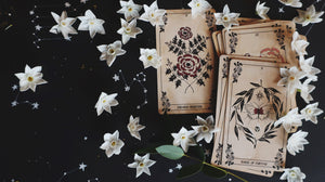 Your NEW YEAR New Moon Tarotscopes and Crystal Prescriptions