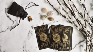 Your December New Moon Tarotscopes and Crystal Prescriptions