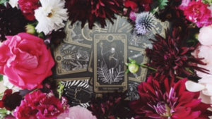 Your September New Moon Tarotscopes and Crystal Prescriptions