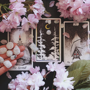 Your April New Moon Tarotscopes