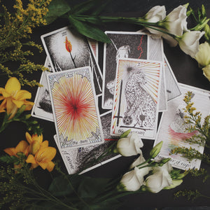 Your July New Moon Tarotscopes and Crystal Prescriptions
