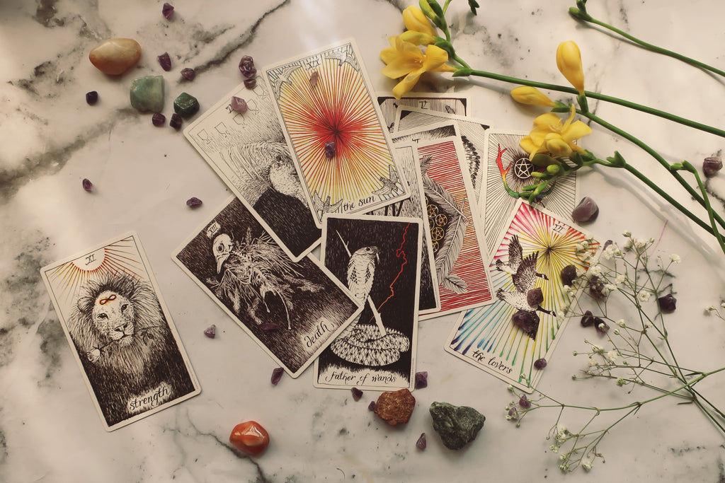 JULY New Moon Tarotscopes