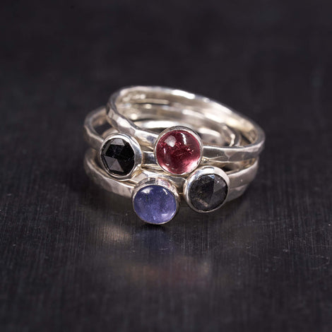 CRYSTAL SATELLITE RINGS