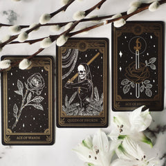 Air signs tarotscope cards December