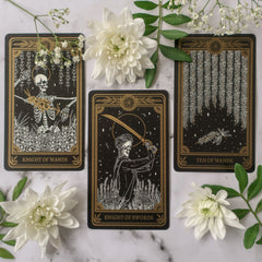 Water signs tarotscope by Bonearrow