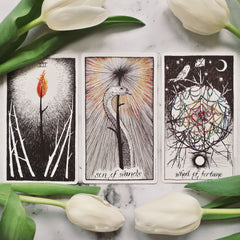 March New Moon in Pisces Tarotscopes Earth signs The Wild Unknown Tarot