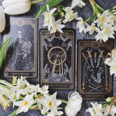 the marigold tarot tarotscopes by my tarotbella