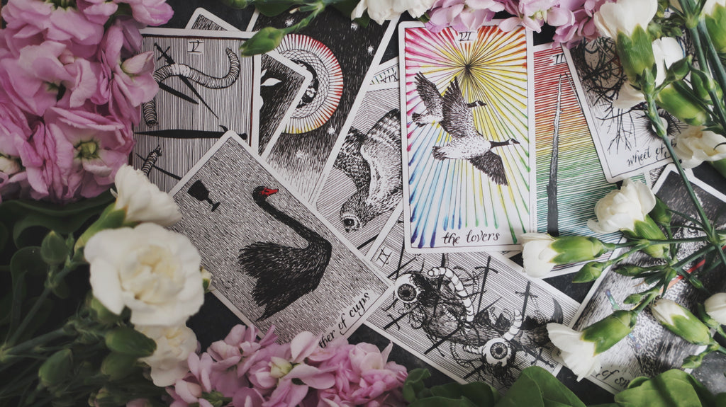 New Moon in Gemini Tarotscopes the wild unknown