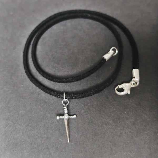 vegan jewellery UK Choke and dagger