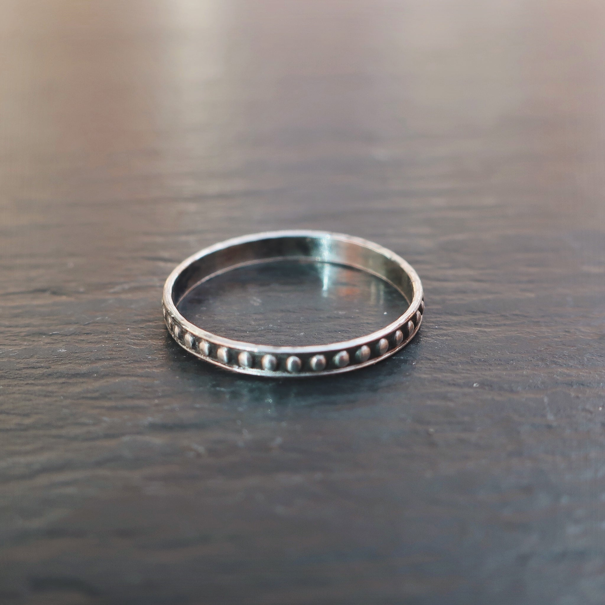 The Path Stacking Ring