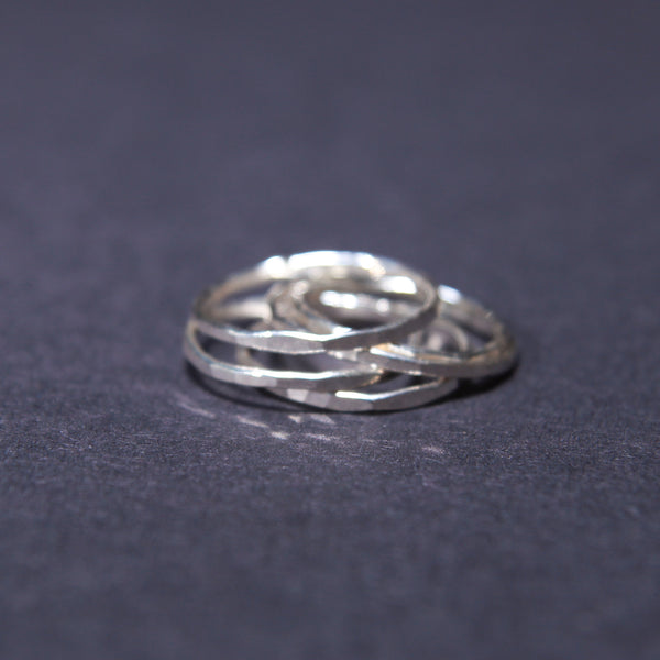 Evening Class - Stacking Rings