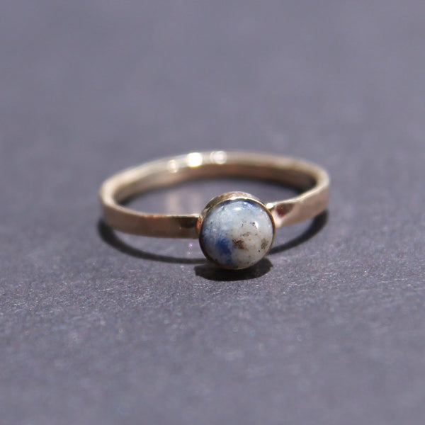 Satellite Ring in Sodalite