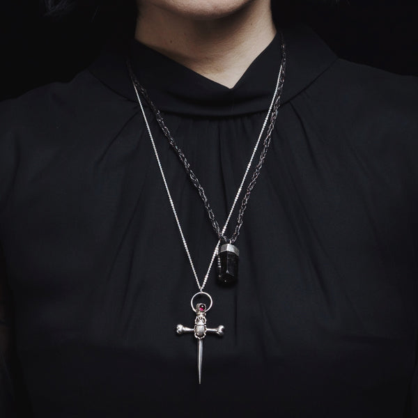 gothic occult jewellery for grown up goths