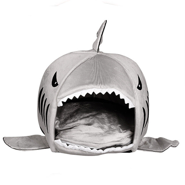panier chat requin