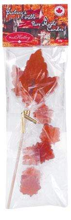 Maple Lollipop Candies