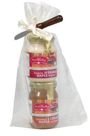 Maple Caramel & Butter Gift Set
