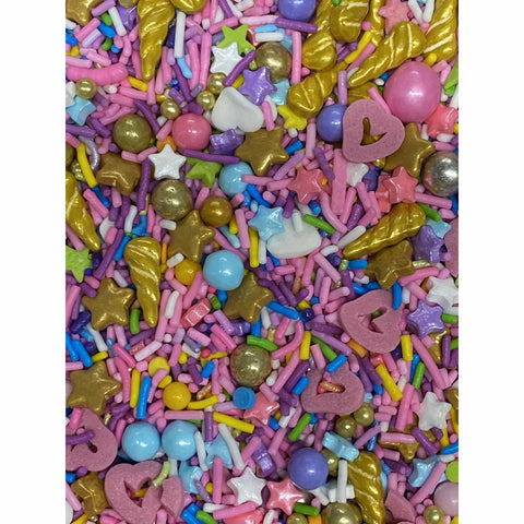 Unicorn Barf Candy Sprinkles