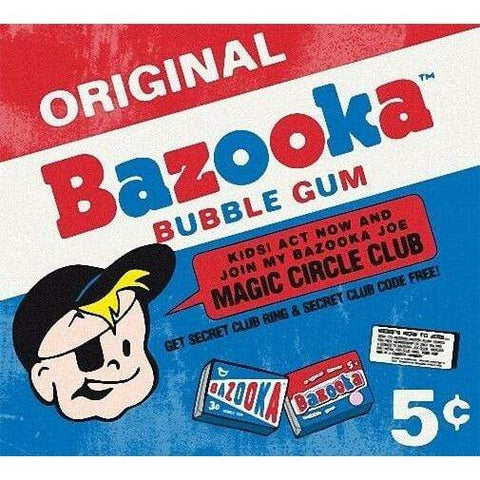 Bazooka Bubble Gum Premium Fragrance Oil