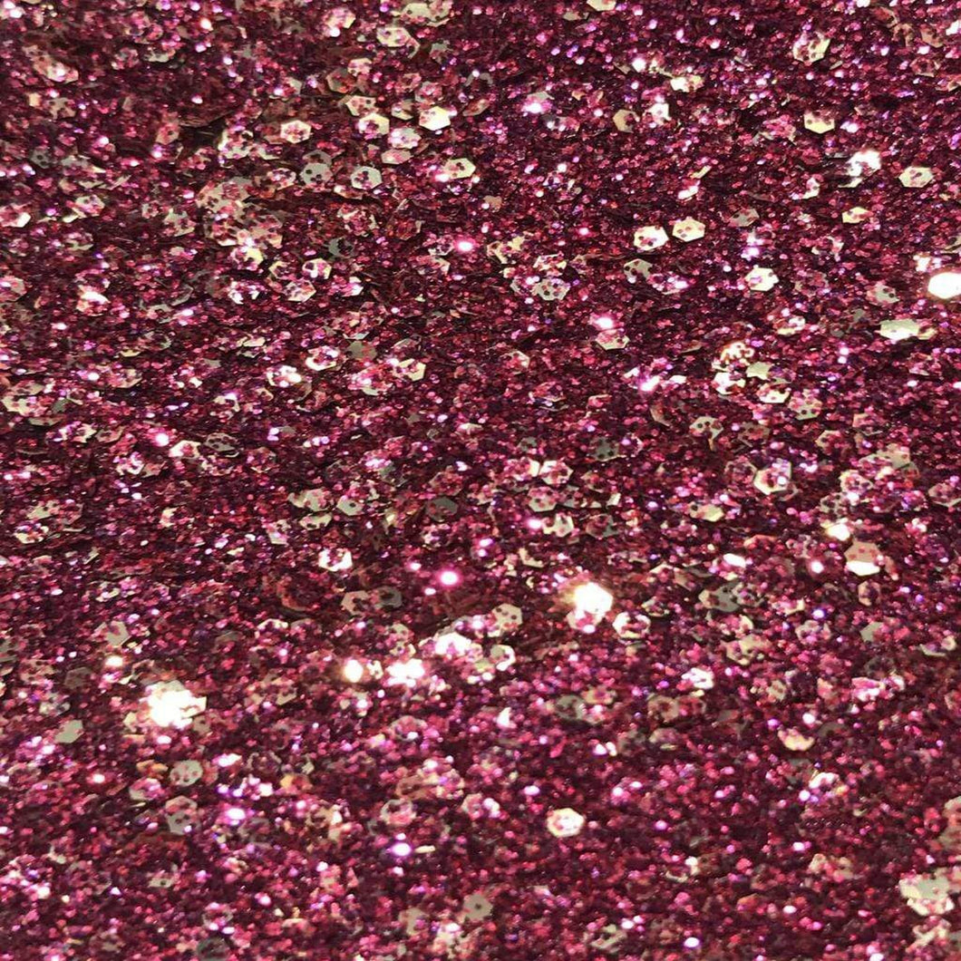 Fizz fairy Dust- Carnival blend bio degradable glitter