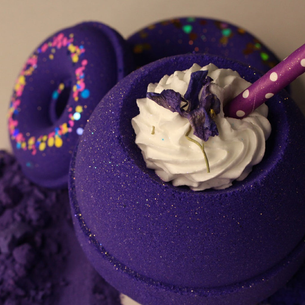 Ruby Red Earth Friendly Holographic Glitter - Fizz Fairy & Krazycolours Inc.