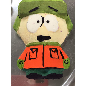 South Park Kyle Vacuum Mold