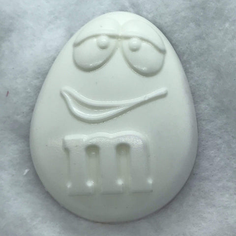 M & M Plastic Hand Mold (oval)