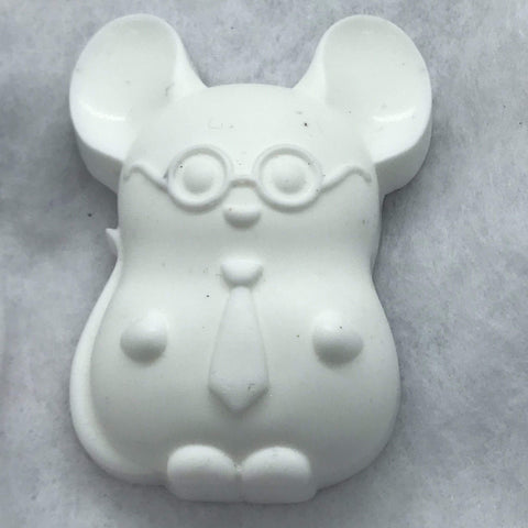 Business Mouse Plastic Hand Mold