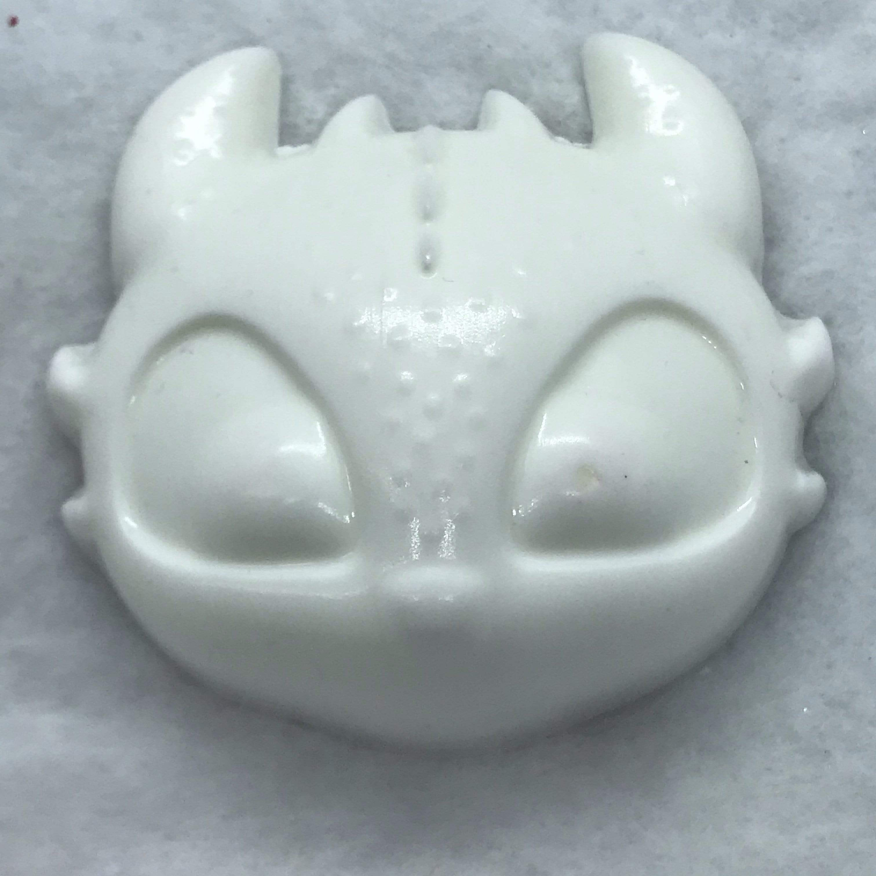 Toothless Plastic Hand Mold
