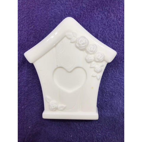 Bird House Plastic Hand Mold