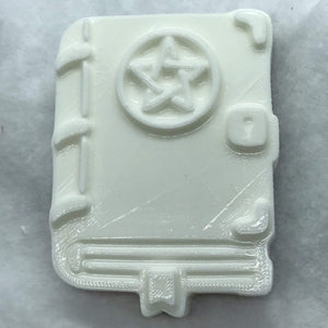 Spell Book Plastic Hand Mold