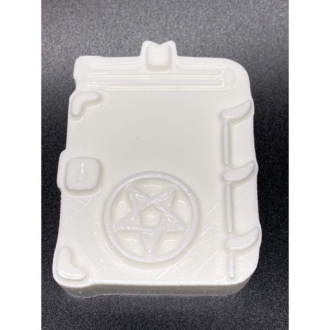 Book of Spells Plastic Hand Mold