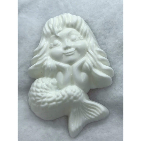 Mermaid Plastic Hand Mold