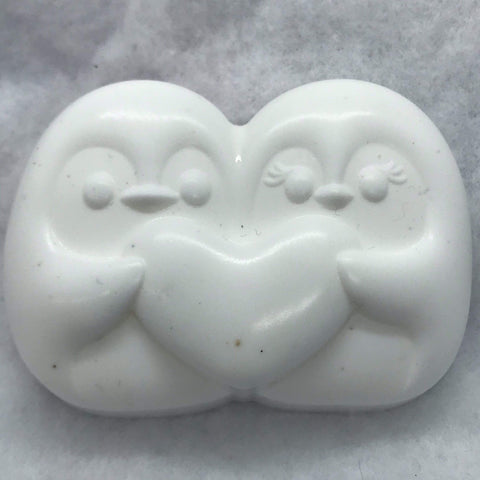 Penguin Love Plastic Hand Mold