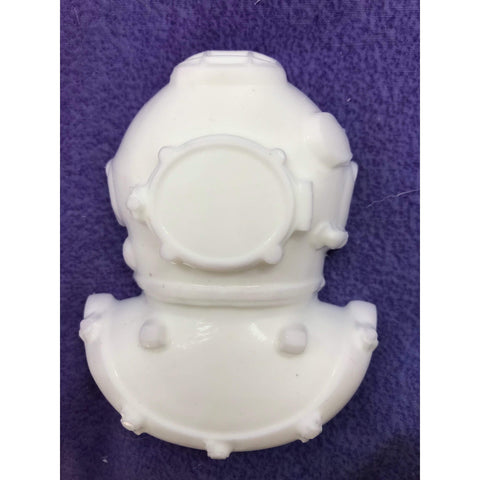 Diving Helmet Plastic Hand Mold