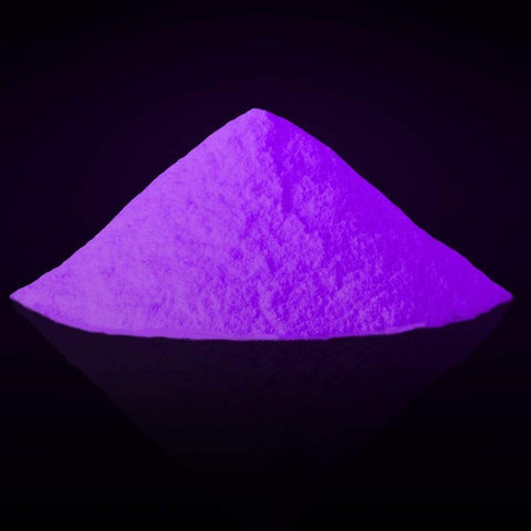 Glow in the dark Purple
