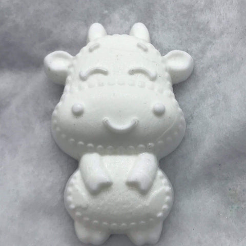 Cartoon Cow Plastic Hand Mold