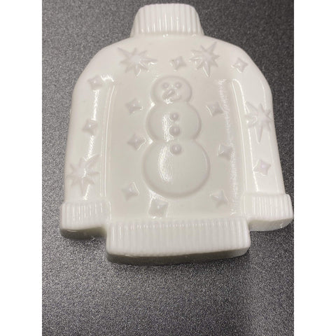 Ugly Christmas Sweater - Plastic Hand Mold